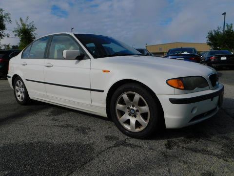 Pre-Owned 2004 BMW 3 Series 325i