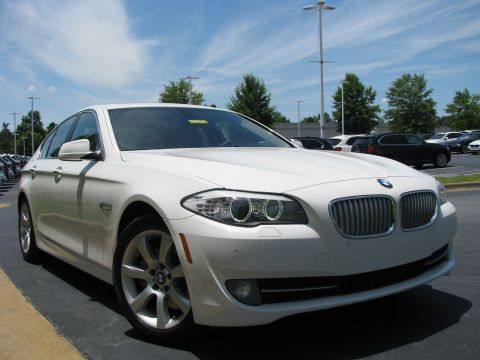 Pre-Owned 2012 BMW 5 Series 550i With Navigation