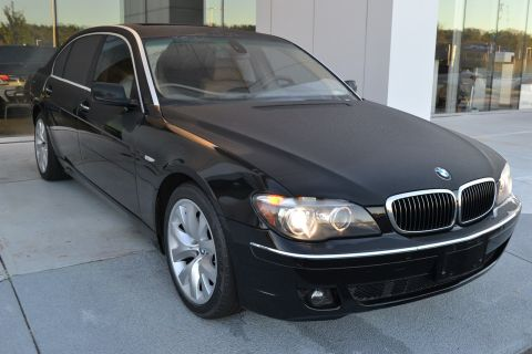 Pre-Owned 2006 BMW 7 Series 750Li With Navigation