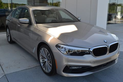 Certified Pre-Owned 2017 BMW 5 Series 530i With Navigation