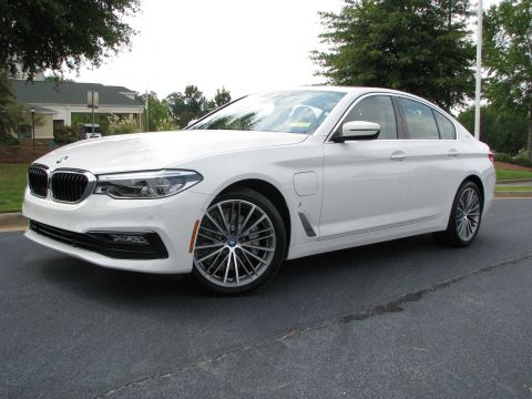 Certified Pre-Owned 2018 BMW 5 Series 530e iPerformance With Navigation