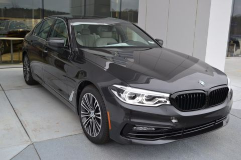 New 2018 BMW 5 Series 540i With Navigation