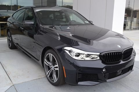 New 2018 BMW 6 Series 640i xDrive With Navigation & AWD