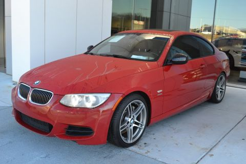 Pre-Owned 2012 BMW 3 Series 335is