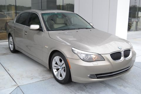 Pre-Owned 2010 BMW 5 Series 528i