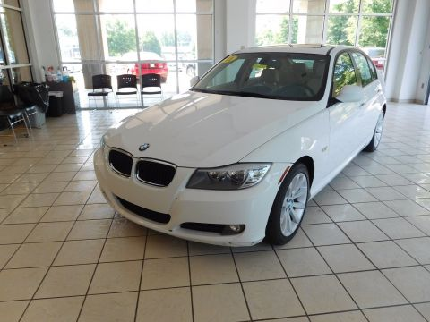 Pre-Owned 2011 BMW 3 Series 328i With Navigation