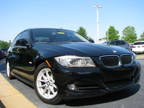 Pre-Owned 2010 BMW 3 Series 328i With Navigation