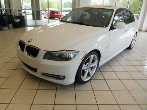 Pre-Owned 2011 BMW 3 Series 335i With Navigation