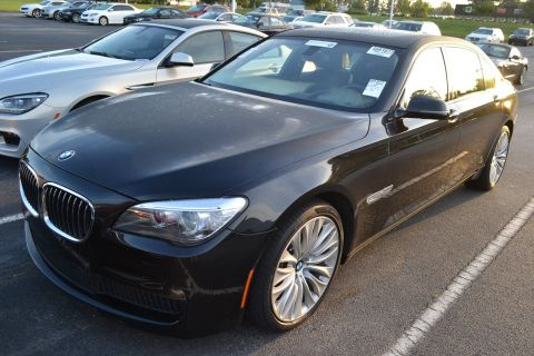 Certified Pre-Owned 2015 BMW 7 Series 740Li
