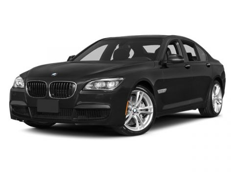 Pre-Owned 2013 BMW 7 Series 750Li With Navigation