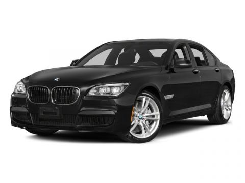 Certified Pre-Owned 2015 BMW 7 Series 750Li