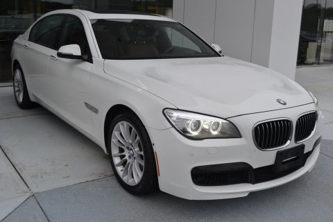 Certified Pre-Owned 2015 BMW 7 Series 740Li xDrive AWD