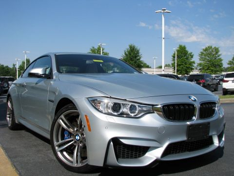 Certified Pre-Owned 2015 BMW M4 Base With Navigation