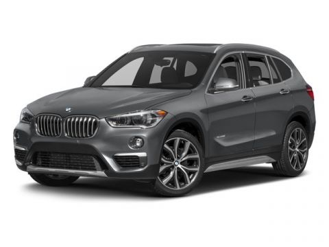 Certified Pre-Owned 2017 BMW X1 xDrive28i AWD