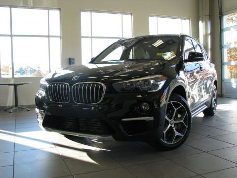 Certified Pre-Owned 2018 BMW X1 xDrive28i AWD
