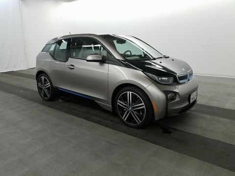 Certified Pre-Owned 2015 BMW i3 w/Range Extender