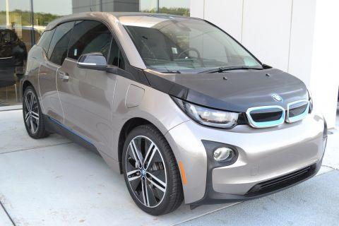 Certified Pre-Owned 2015 BMW i3 w/Range Extender with Range Extender