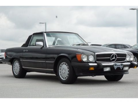Pre-Owned 1989 Mercedes-Benz 560 Series 560SL