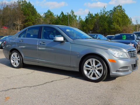 Pre-Owned 2014 Mercedes-Benz C-Class C 300 AWD