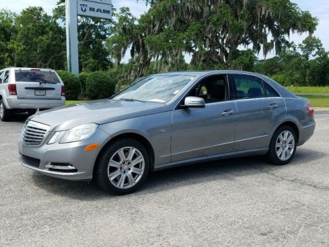 Pre-Owned 2012 Mercedes-Benz E-Class E 350 AWD