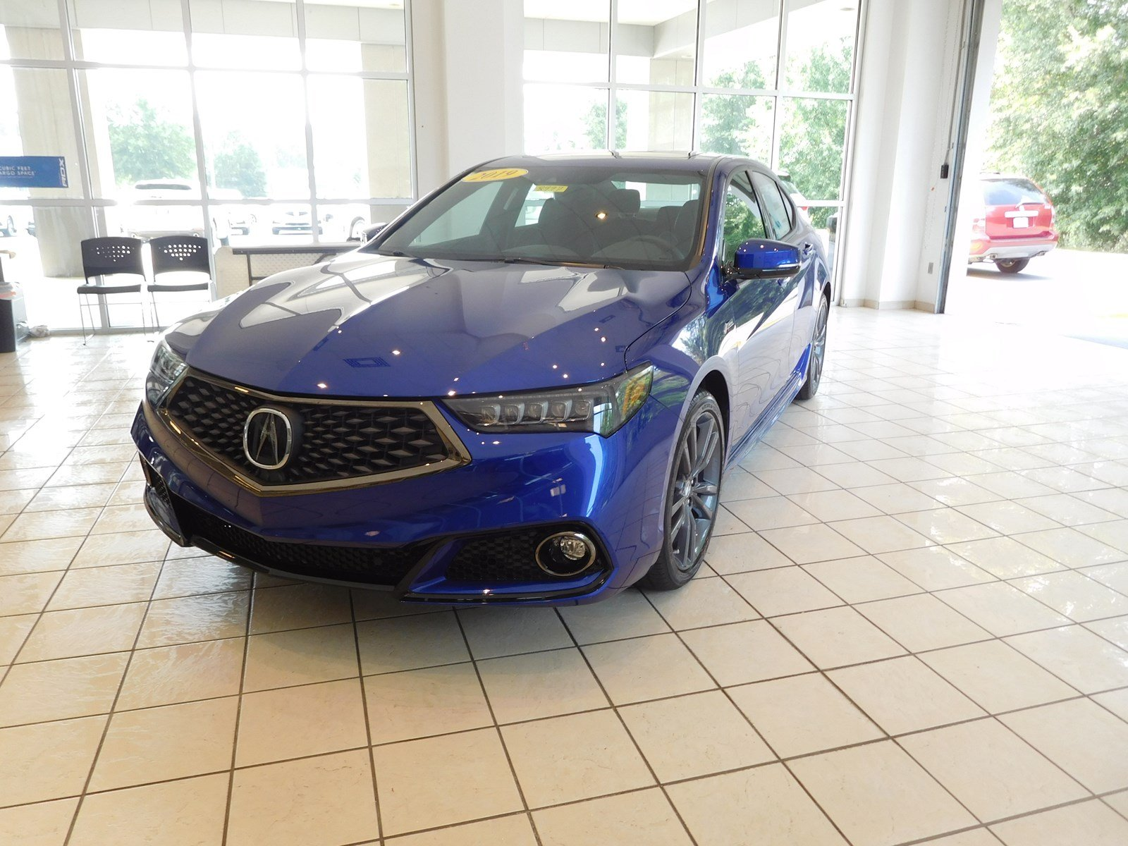 New 2019 Acura TLX 3 5L Technology Pkg w A Spec Pkg 4dr Car in