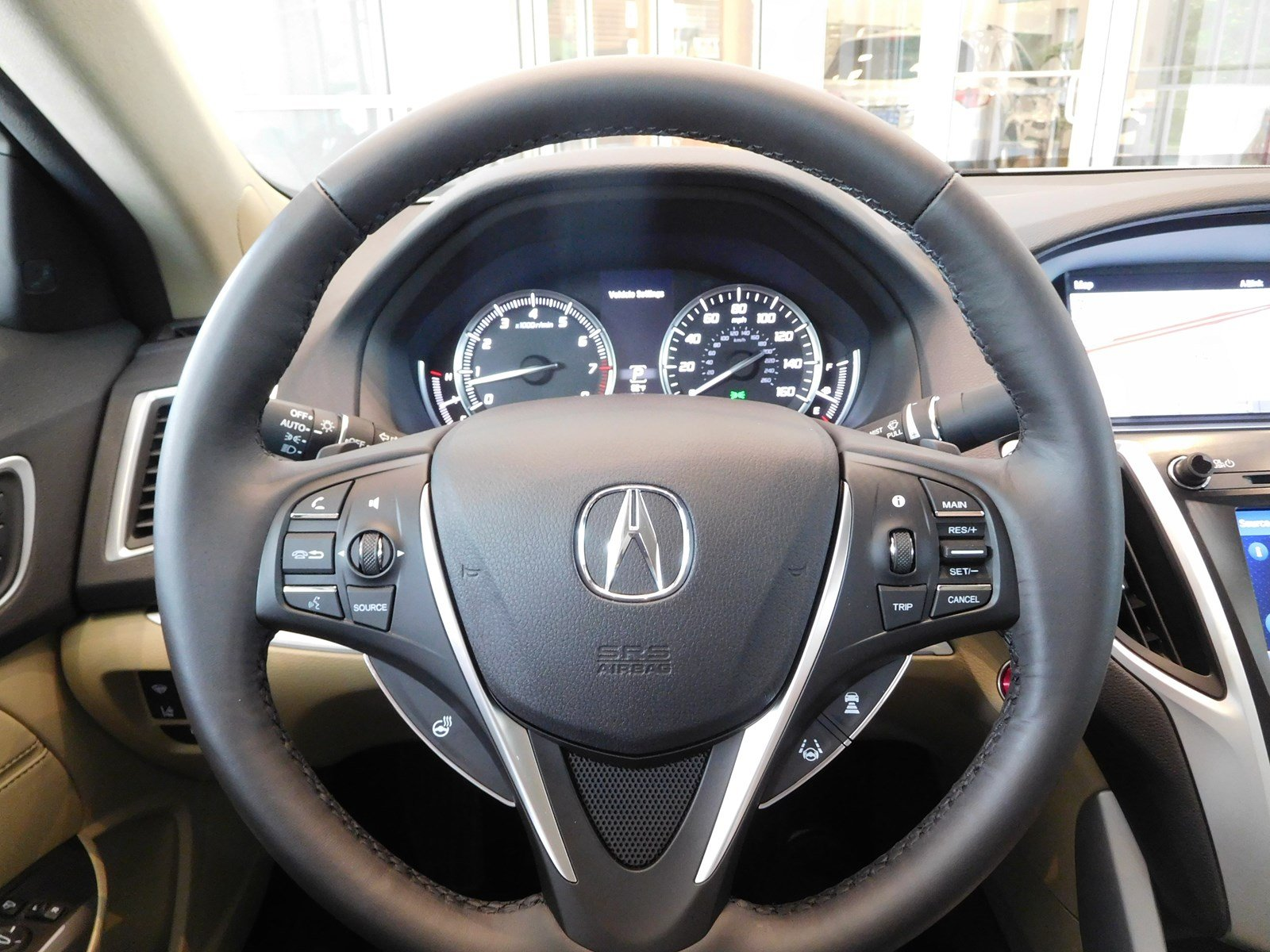 New 2019 Acura TLX w Advance Pkg 4dr Car in Columbus 8921