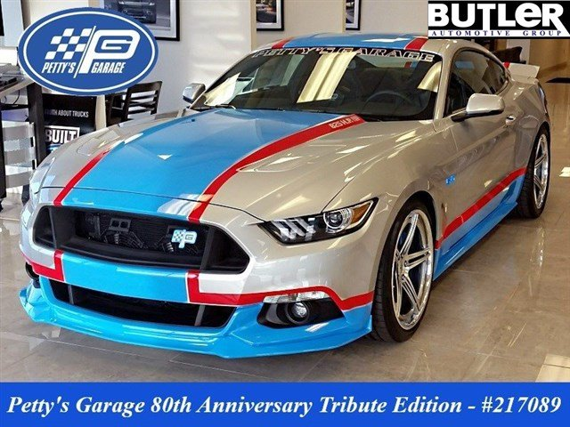 New 2017 Ford Mustang Gt Premium 2dr Car In Thomasville 217089