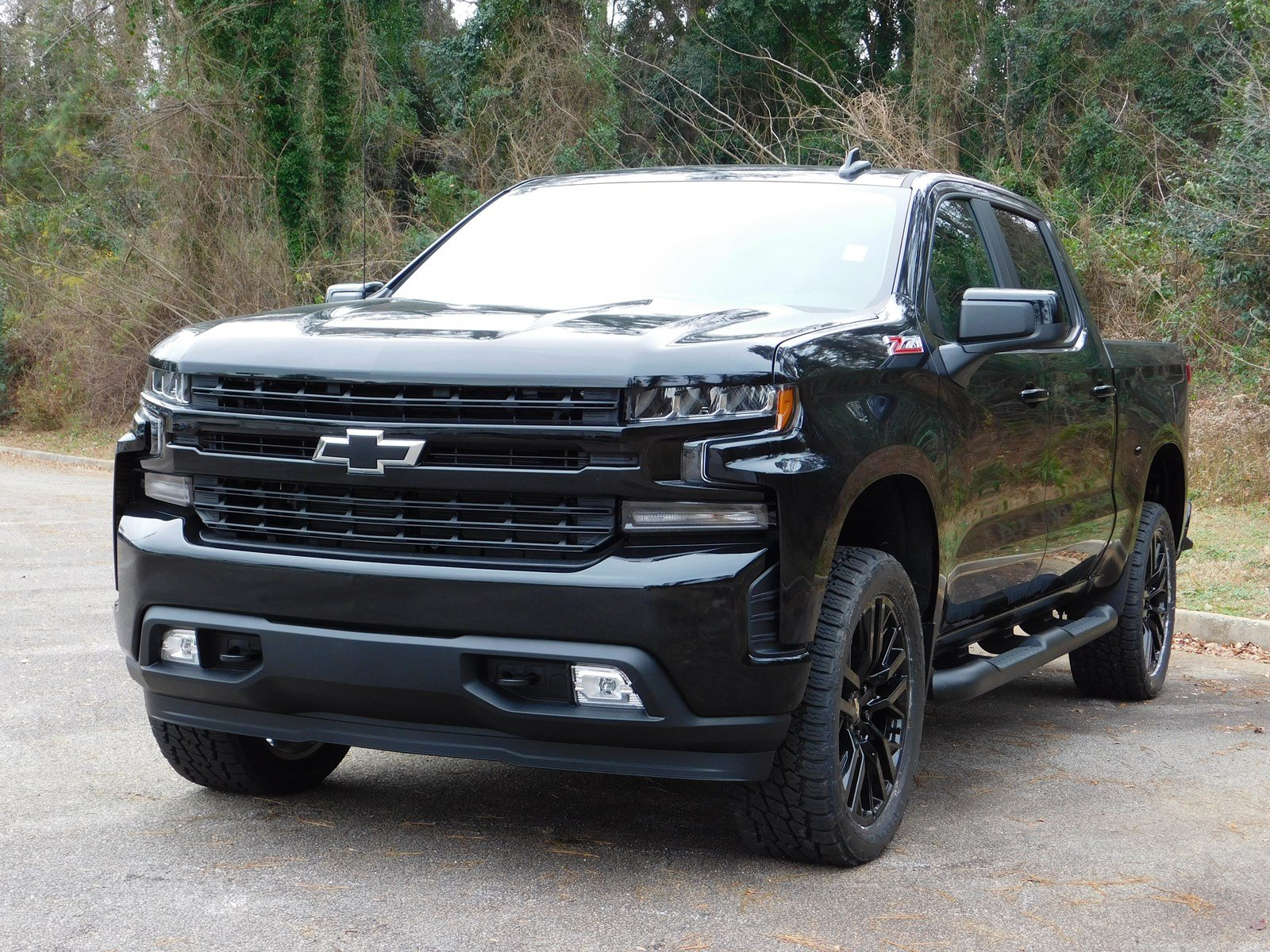 New 2019 Chevrolet Silverado 1500 Rst Crew Cab Pickup In Macon