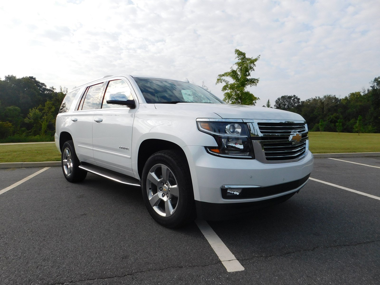 New 2019 Chevrolet Tahoe Premier Sport Utility In Macon 931002 Trailer Wiring Harness Installation 2015 Sonic Video