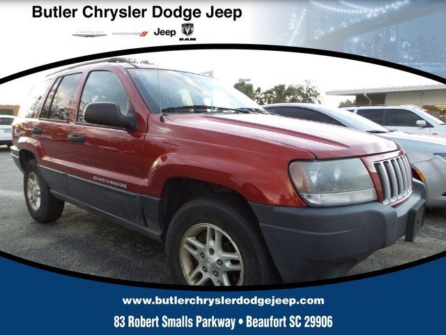 pre owned 2004 jeep grand cherokee laredo sport utility in beaufort t363623 butler auto group. Black Bedroom Furniture Sets. Home Design Ideas