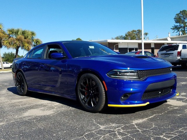 New 2018 Dodge Charger Daytona 392 4dr Car In Beaufort