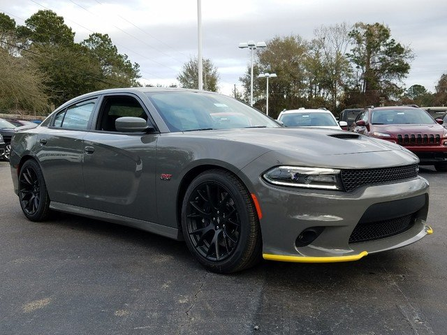 New 2018 Dodge Charger R T Scat Pack 4dr Car In Beaufort