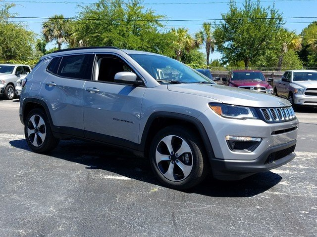 new 2017 jeep compass latitude sport utility in beaufort. Black Bedroom Furniture Sets. Home Design Ideas