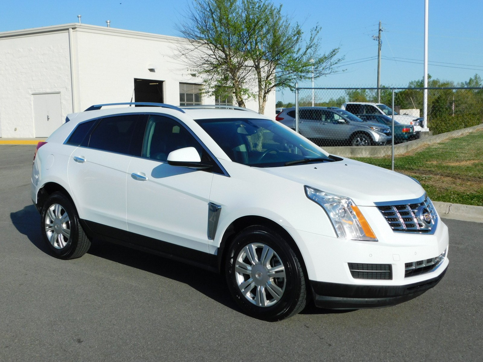 Pre Owned 2014 Cadillac SRX Luxury Collection