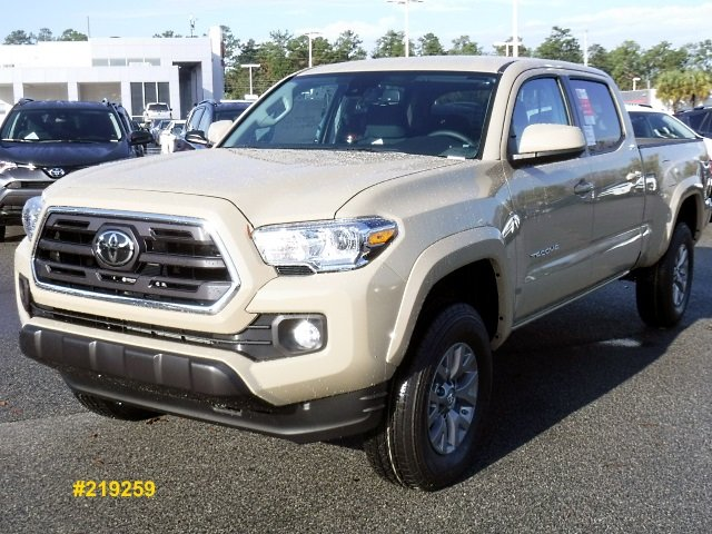 New 2019 Toyota Tacoma Sr5 Double Cab Long Bed V6 Crew Cab Pickup In