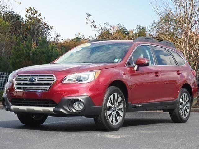 Pre Owned 2017 Subaru Outback Limited