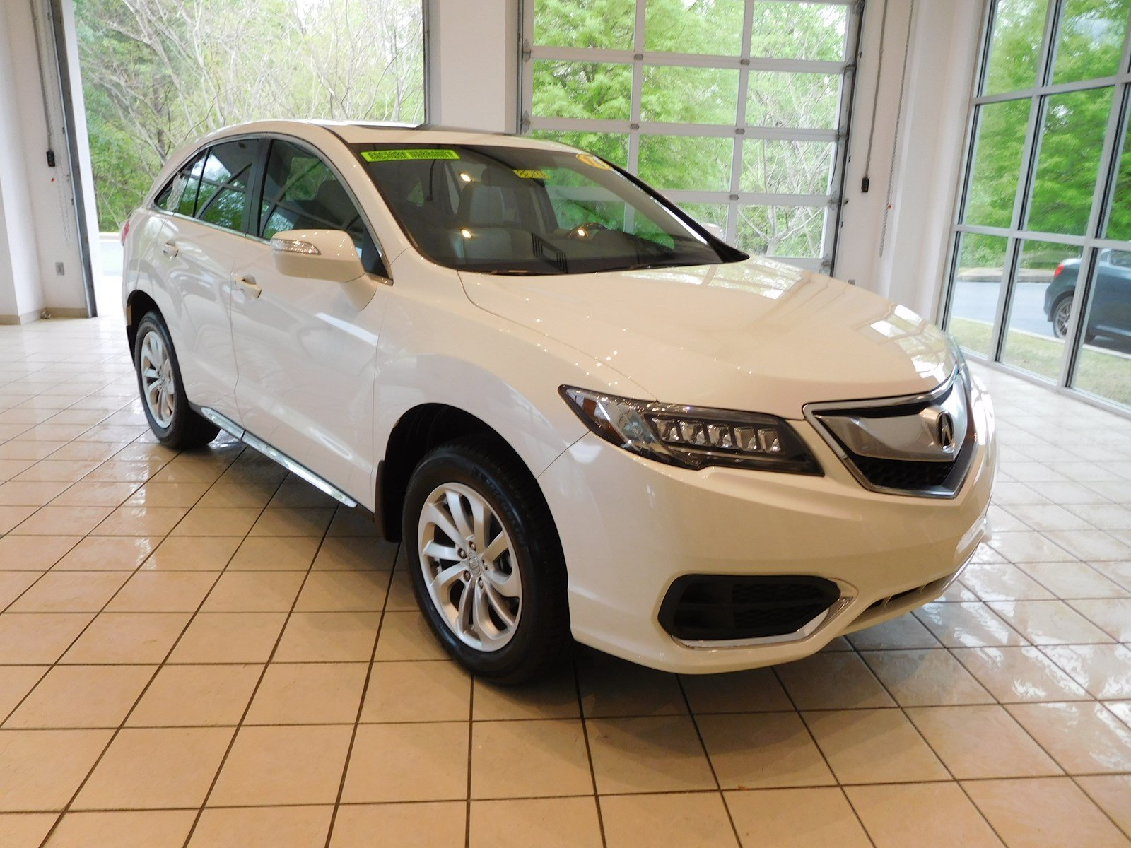 with exterior acura rdx awd review video