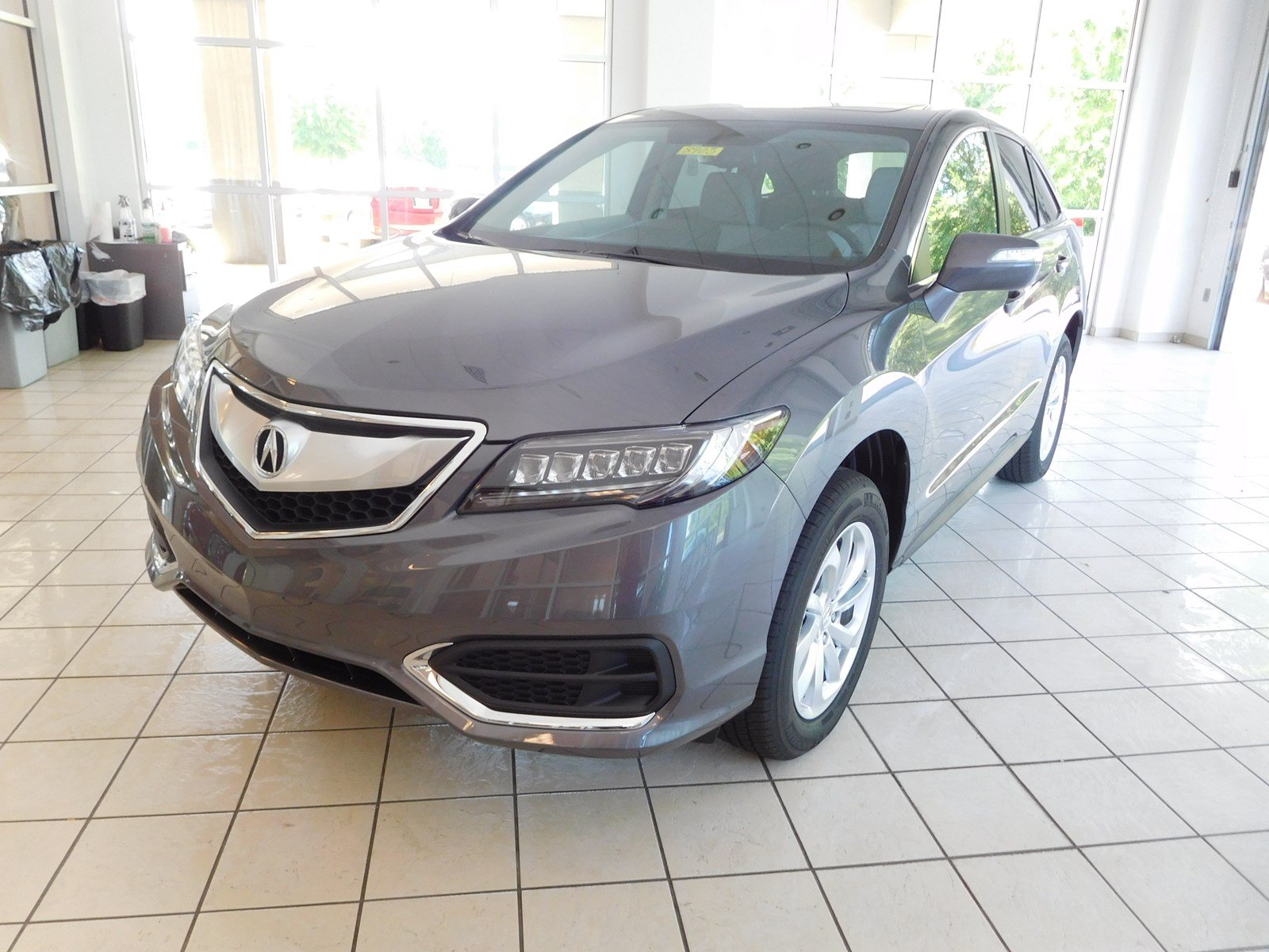 New 2018 Acura RDX w Technology Pkg Sport Utility in Columbus 8903