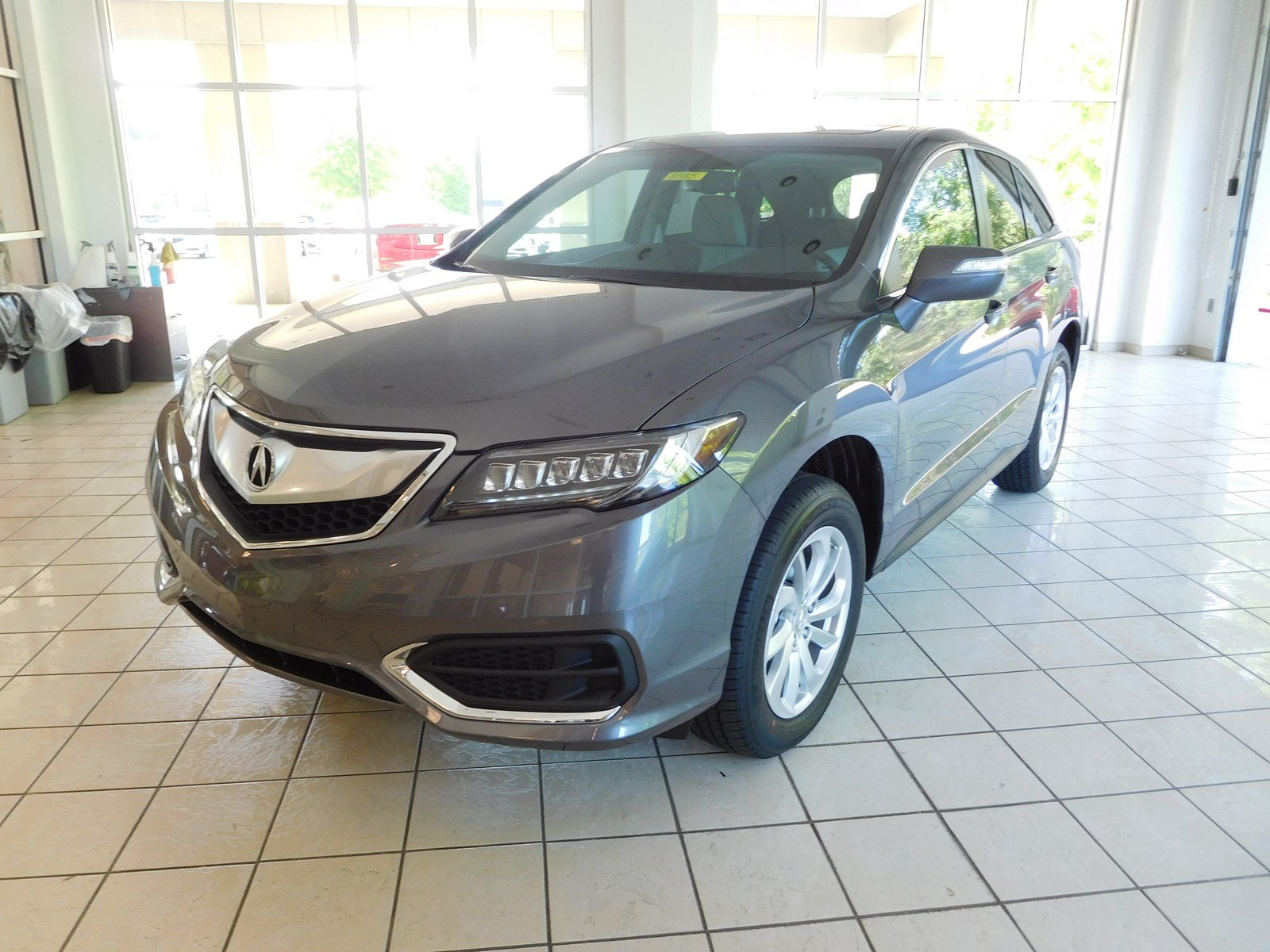 New 2018 Acura RDX w Technology Pkg Sport Utility in Columbus 8885