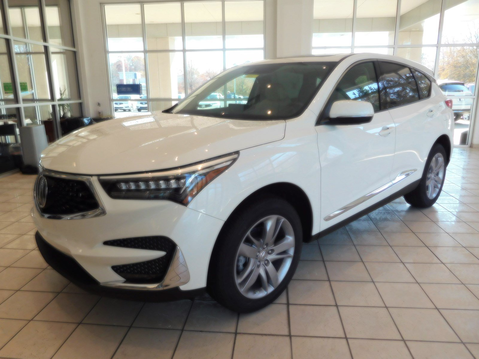 New 2019 Acura Rdx W Advance Pkg Sport Utility In Columbus 9091