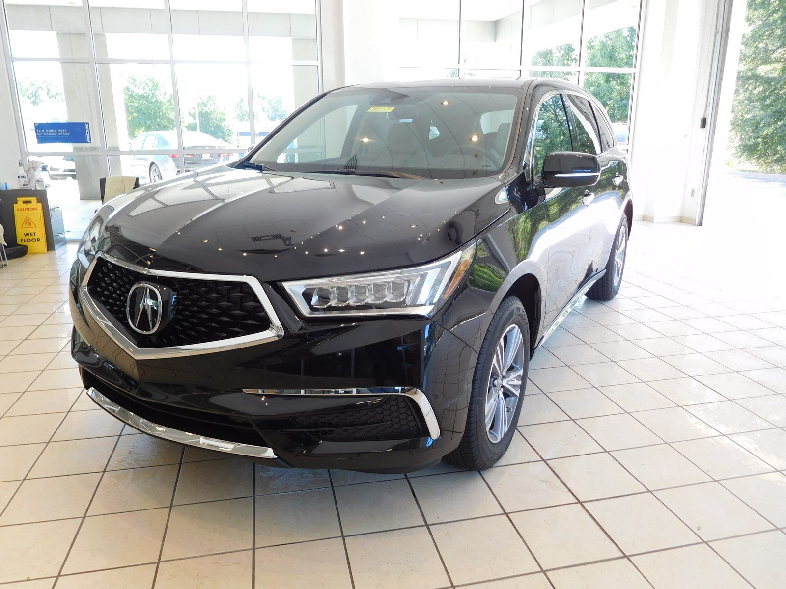 New 2019 Acura MDX 3 5L Sport Utility in Columbus 9033