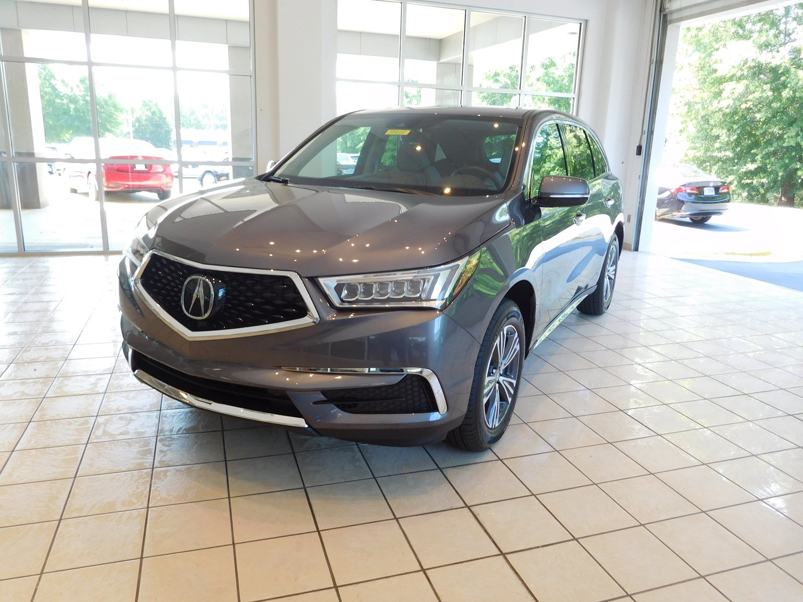 New 2018 Acura MDX 3 5L Sport Utility in Columbus 8918