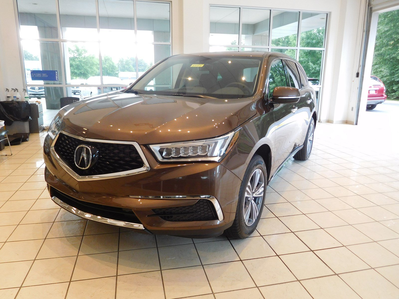 New 2019 Acura MDX 3 5L Sport Utility in Columbus 8994