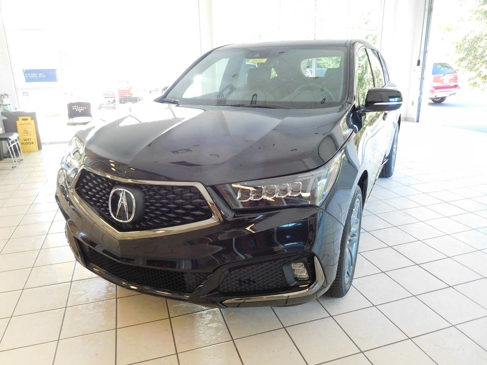 New 2019 Acura MDX w Technology A Spec Pkg Sport Utility in Columbus