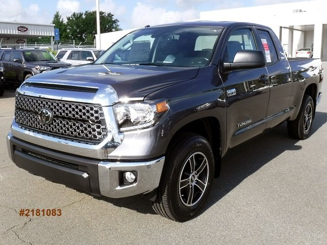 2018 Toyota Tundra Double Cab >> New 2018 Toyota Tundra Sr5 Double Cab Large V8 Crew Cab Pickup In