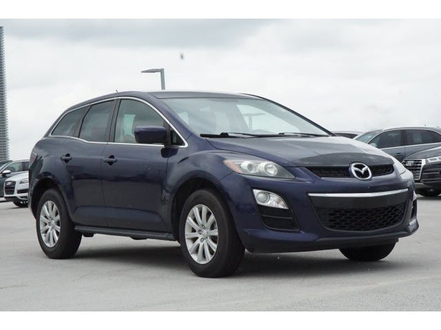 Pre-Owned 2012 Mazda CX-7 i Sport Sport Utility in Union City ...