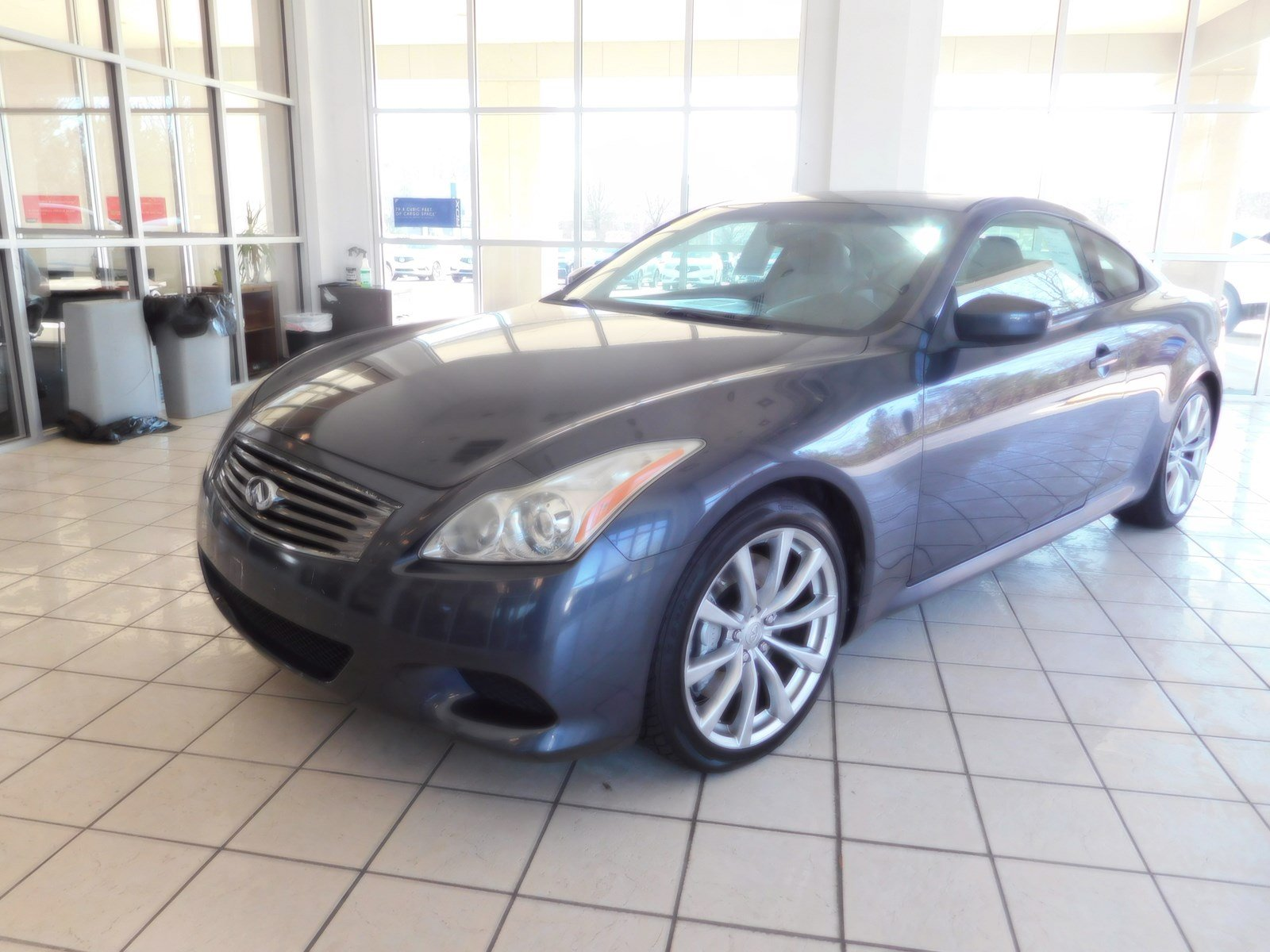 Pre-Owned 2008 INFINITI G37 Coupe Base