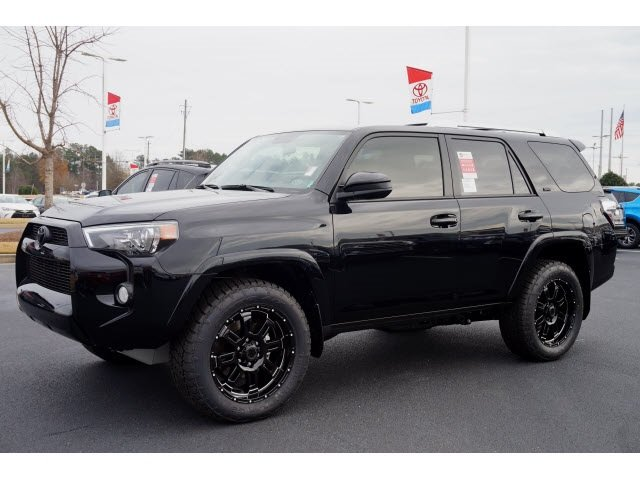 new 2018 toyota 4runner sr5 sport utility in macon. Black Bedroom Furniture Sets. Home Design Ideas