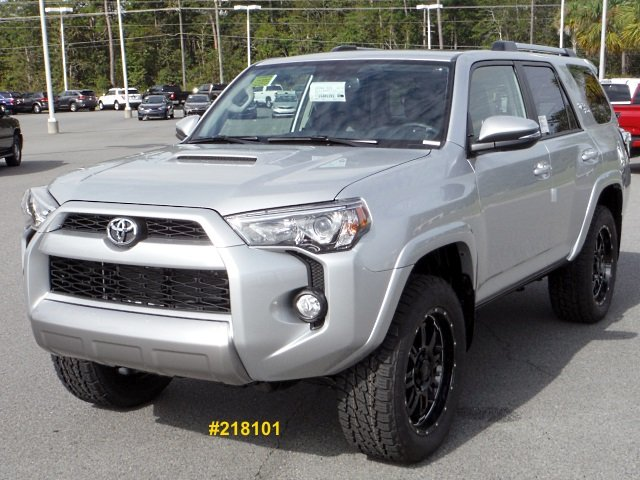 new 2018 toyota 4runner trd off road premium 4wd sport utility in valdsota 218101 butler auto. Black Bedroom Furniture Sets. Home Design Ideas
