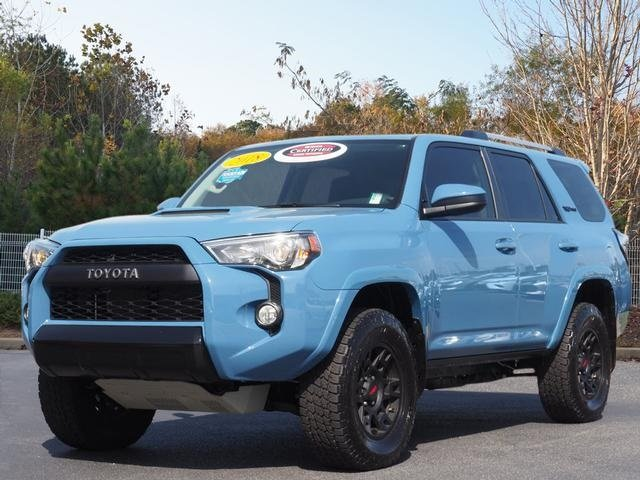 certified pre owned 2018 toyota 4runner trd pro sport utility in macon x711705a butler auto group. Black Bedroom Furniture Sets. Home Design Ideas
